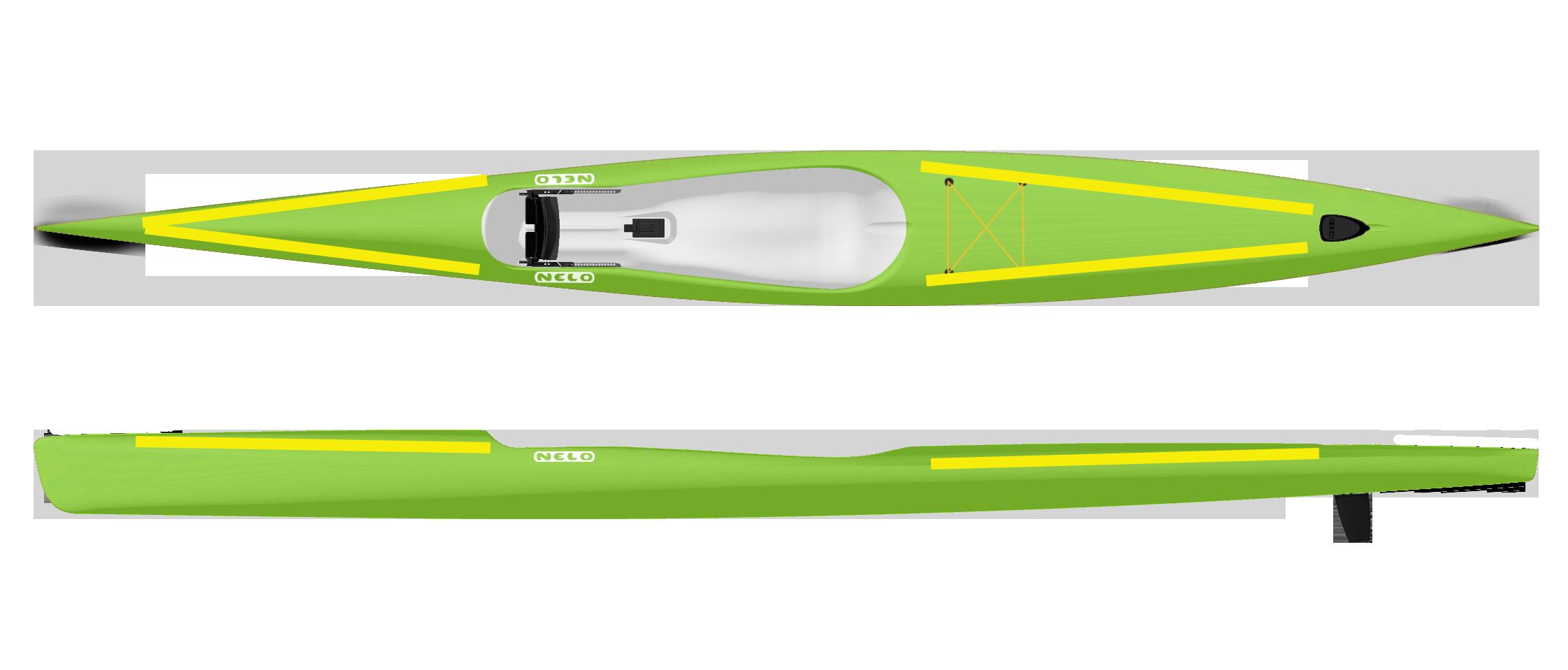 nelo 540 surfski