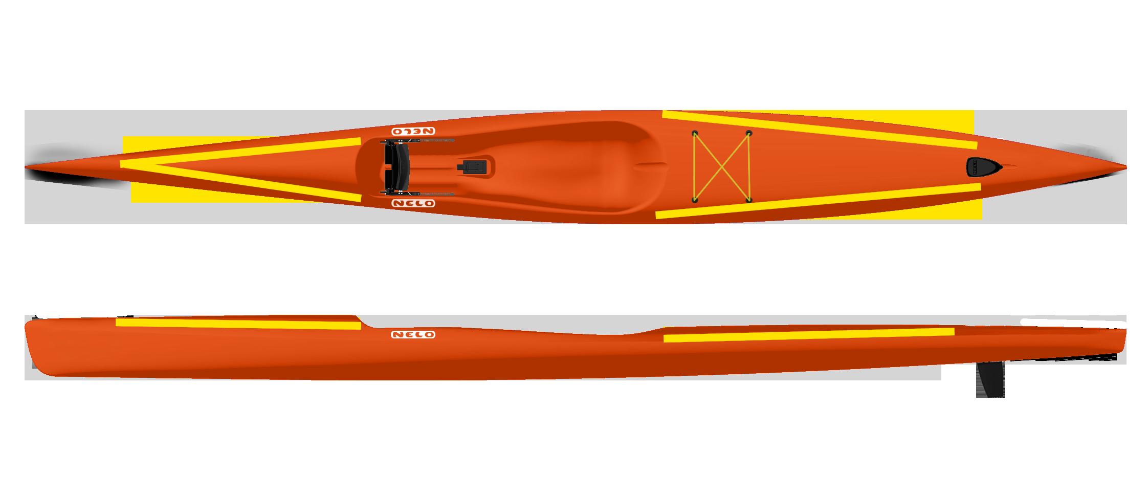 520 L nelo surfski