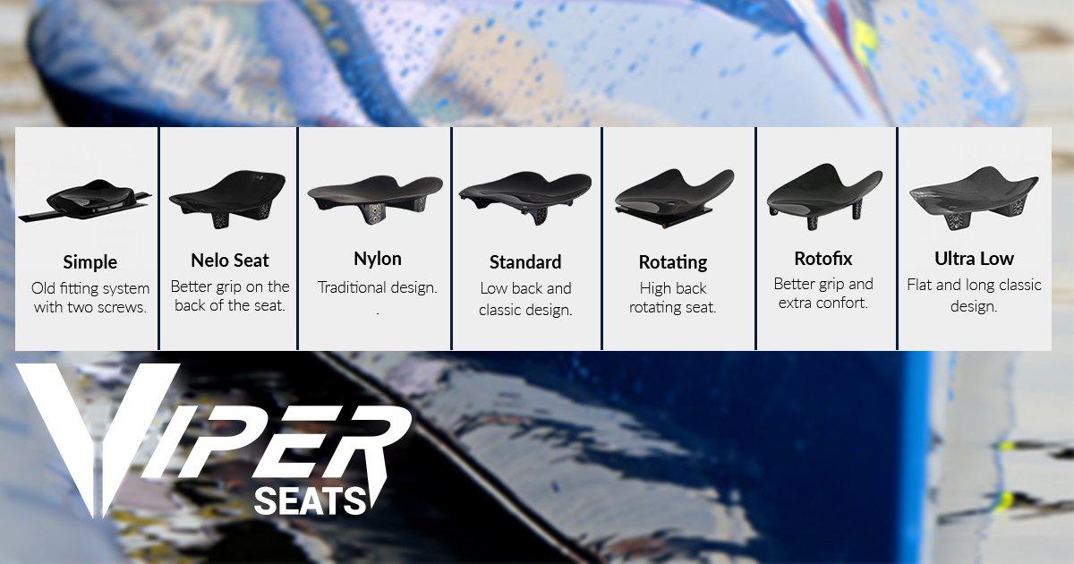 Nelo Viper Seat Options